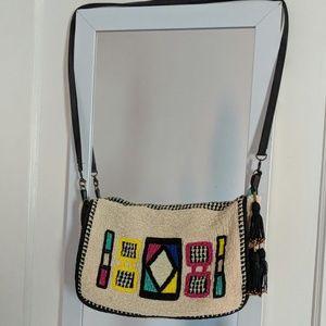 Anthropology purse